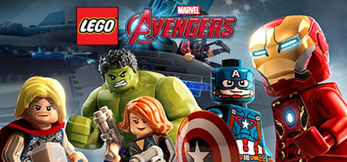 LEGO: Marvel Avengers (STEAM)